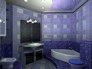 Ремонт квартиры,  небольшого офиса,  ванной,  кухни,  жилой комнаты,  ресто