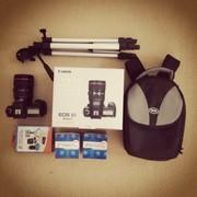 Canon EOS 5D Mark II + Canon EF 24-105mm IS объектив