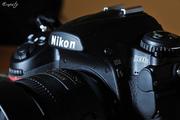 Nikon D300S 12.3 MP Digital SLR Camera - AF-S DX 18-200mm lens