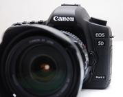 Canon Eos 5d Mark Ii,  21.1 Megapixel Digital Camera Body