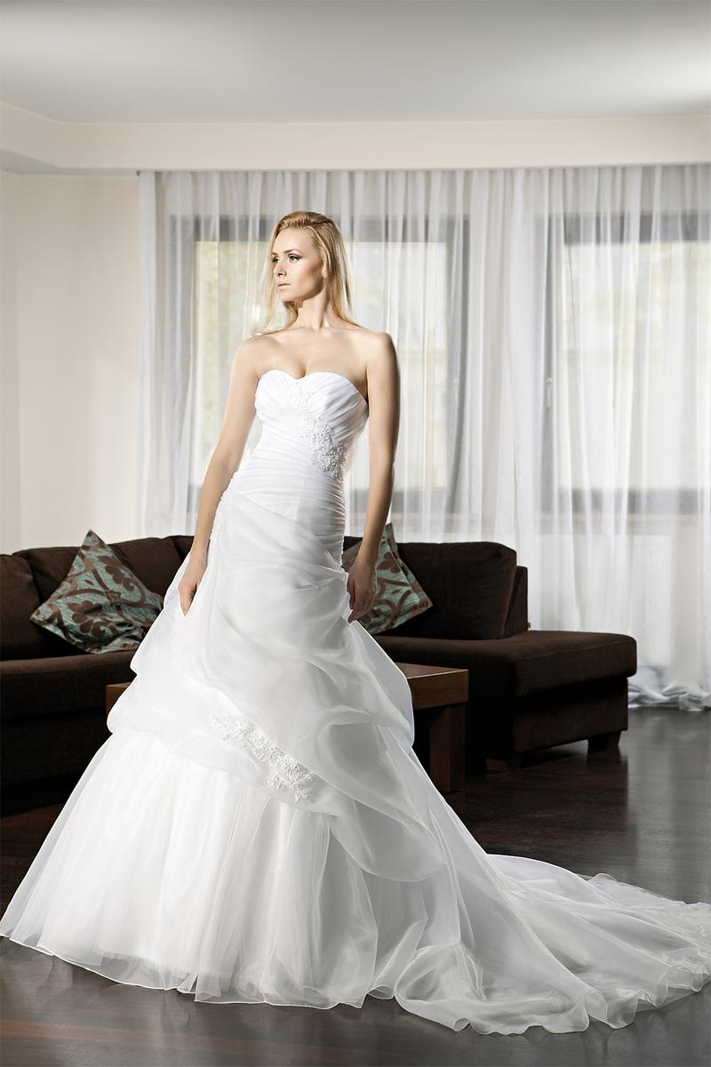 Свадебные платья из польши