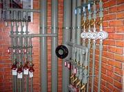 Отопление загородного дома под ключ. Автономное отопление. Все виды са