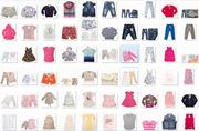 Детская одежда для девочек и мальчиков