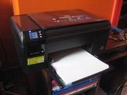 Принтер hp photosmart b109c