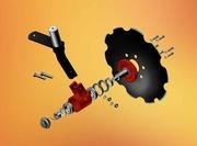 Запасные части для дискаторов