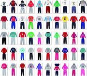 Детская одежда для девочек и мальчиков - ENERGIERS