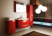 Мебель для ванной из высококачественных, влагостойких материалов