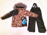 Яркие,  теплые,  стильные,  зимние мембранные куртки,  костюмы,  комплекты