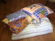 Комплект: матрас, подушка, одеяло