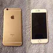 Продаю айфон 6s gold на 64 гб