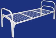 Металлические кровати для пансионатов,  кровати для детских лагерей