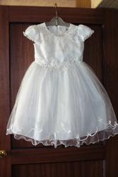 Продам бальноконцертное платье на девочку 7-10 лет