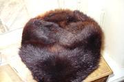 Продам меховую мужскую шапку